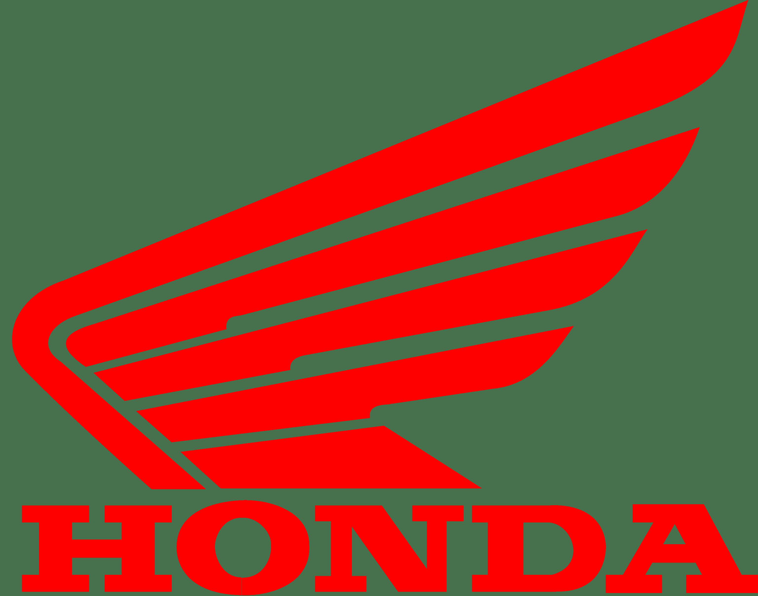 Honda motor verpanden