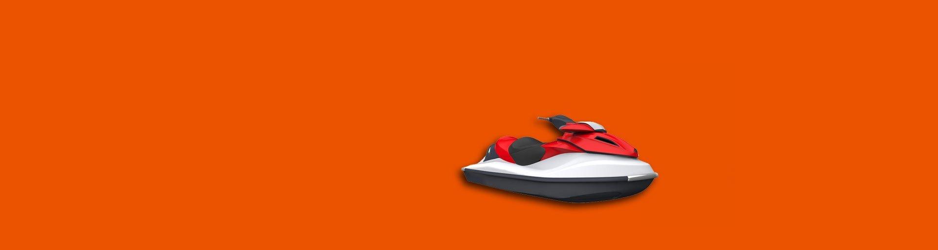 waterscooter verpanden